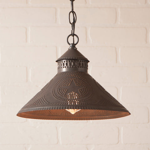 Stockbridge Shade Pendant Light STYLE CHOICE - Farmhouse-Primitives