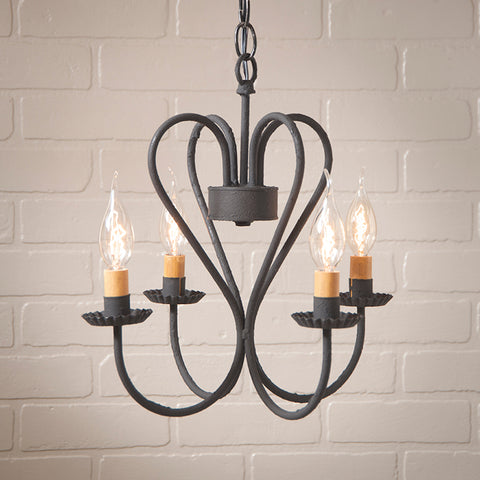 Georgetown Chandelier SIZE CHOICE - Farmhouse-Primitives