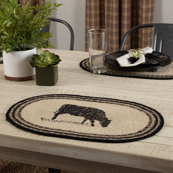 Sawyer Mill Placemat DESIGN CHOICE - Farmhouse-Primitives