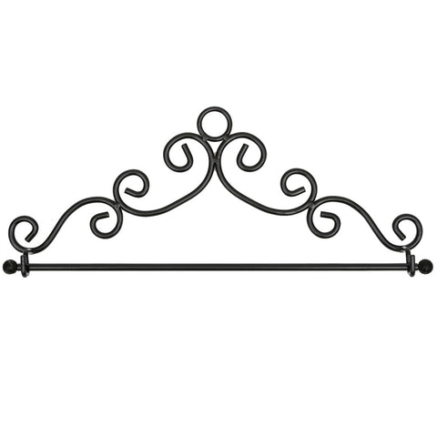 Iron Wall Holder for Garden Flag - Farmhouse-Primitives