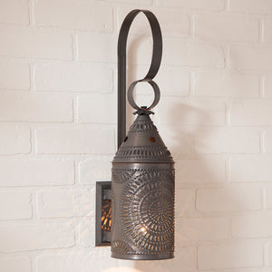 Paul Revere Electric Wall Sconce - Farmhouse-Primitives
