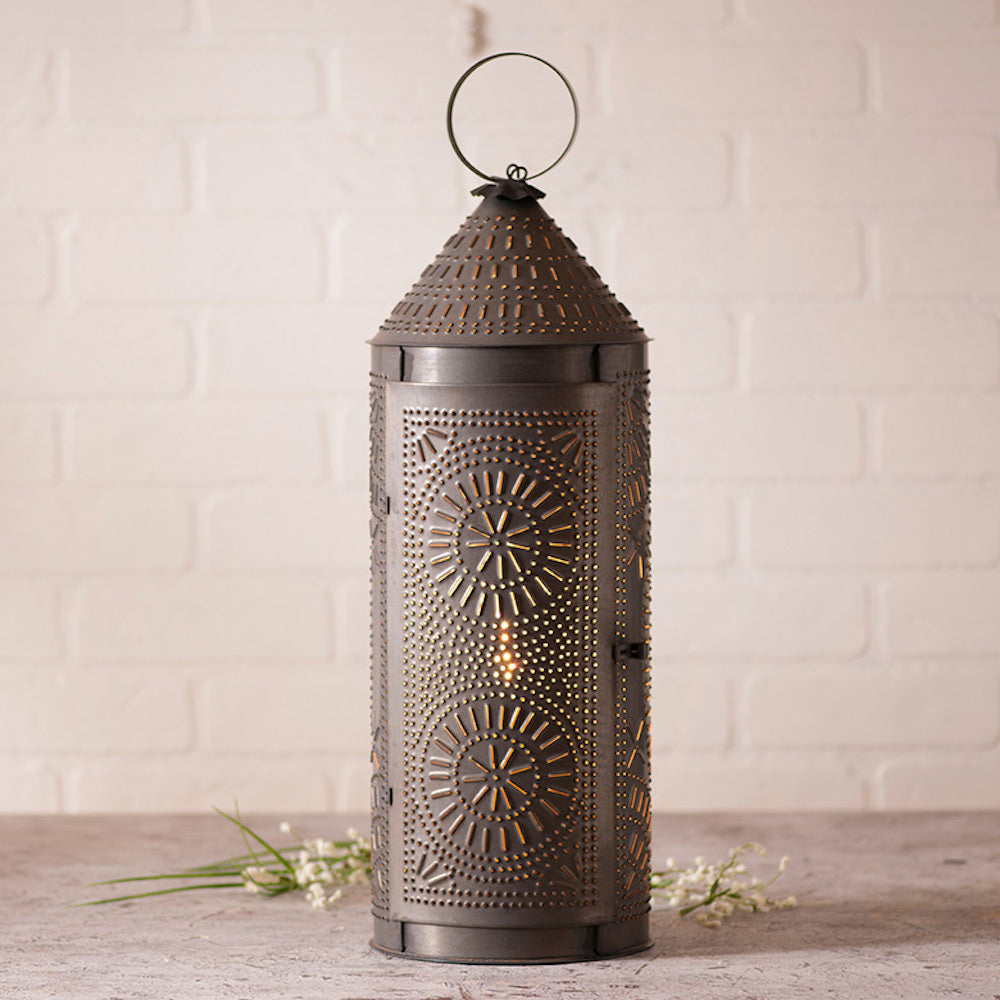 22 inch Revere Lantern - Farmhouse-Primitives