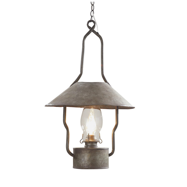 Mercantile Pendant Lantern - Farmhouse-Primitives
