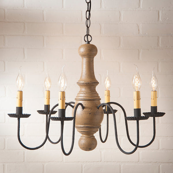 Maple Glen Chandelier - Farmhouse-Primitives