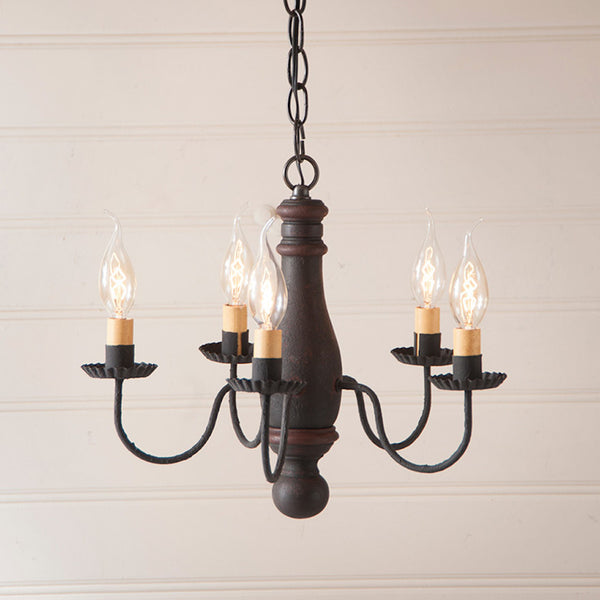 Bed and Breakfast Chandelier - Farmhouse-Primitives