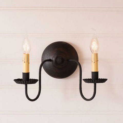 Ashford Wall Sconce - Farmhouse-Primitives