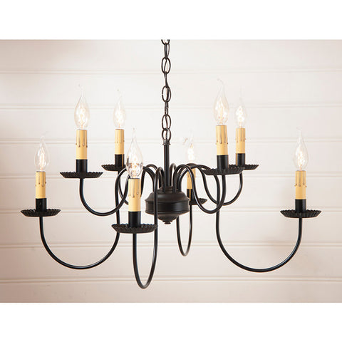Bloomfield Two Tier Chandelier - Farmhouse-Primitives