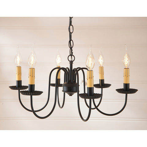 Sheraton Chandelier - Farmhouse-Primitives