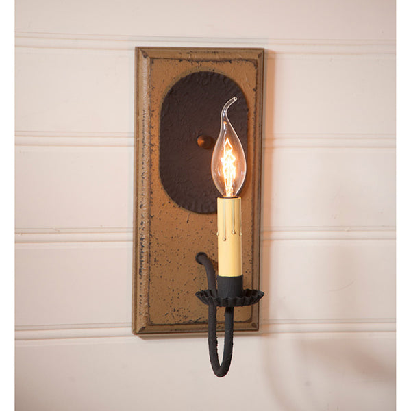 Wilcrest Sconce - Farmhouse-Primitives