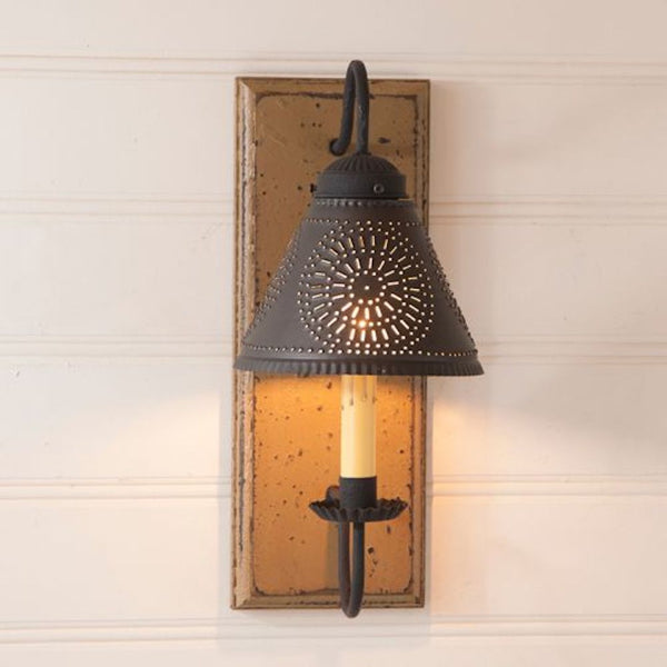 Crestwood Wall Sconce - Farmhouse-Primitives