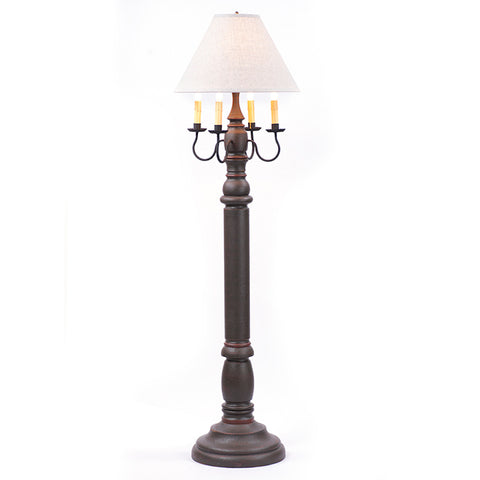 General James Floor Lamp - Farmhouse-Primitives