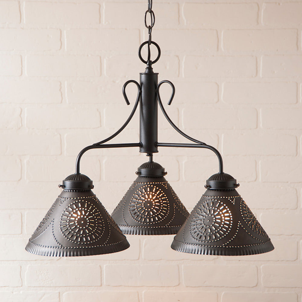 Barrington Chandelier - Farmhouse-Primitives