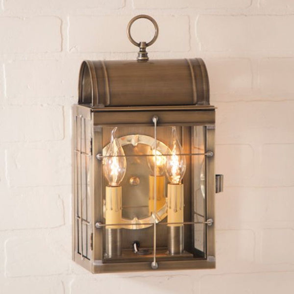 Toll House Wall Lantern - Farmhouse-Primitives