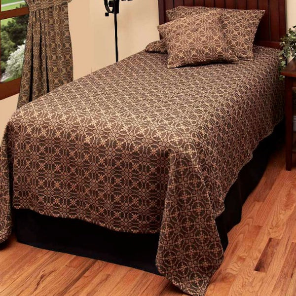 Marshfield Black Bedding - Farmhouse-Primitives