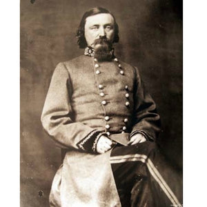 General George Edward Pickett - Farmhouse-Primitives