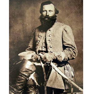 General James Ewell Brown Stuart - Farmhouse-Primitives
