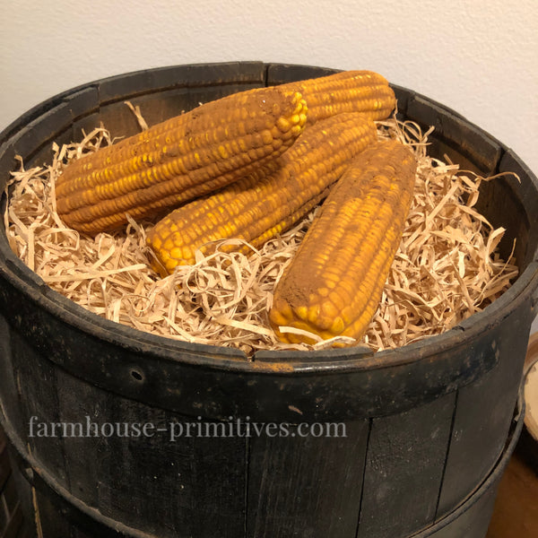 Spiced Corn Cob - Farmhouse-Primitives