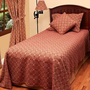 Marshfield Red Bedding - Farmhouse-Primitives