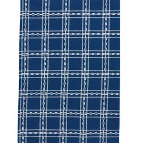 Davies Blue Dish Towel - Farmhouse-Primitives