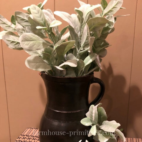Wooly Lamb's Ear Bush - Farmhouse-Primitives