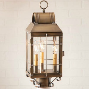 Martha's Post Lantern - Farmhouse-Primitives