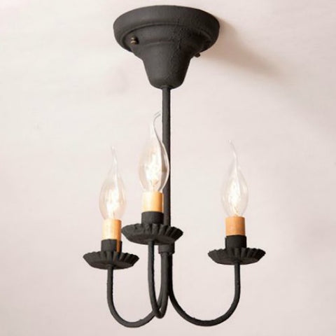 Westford 3 Arm Ceiling Light - Farmhouse-Primitives