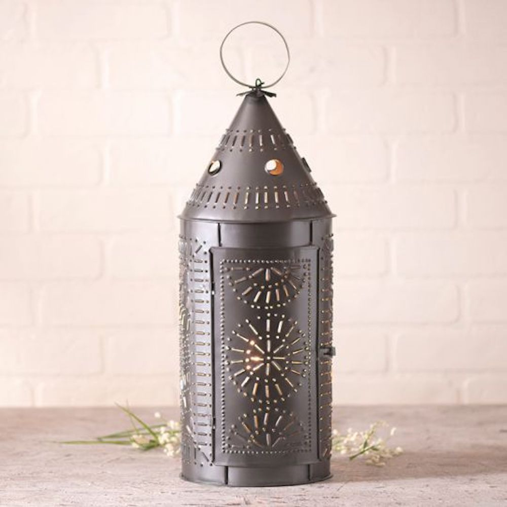 21 inch Revere Lantern - Farmhouse-Primitives