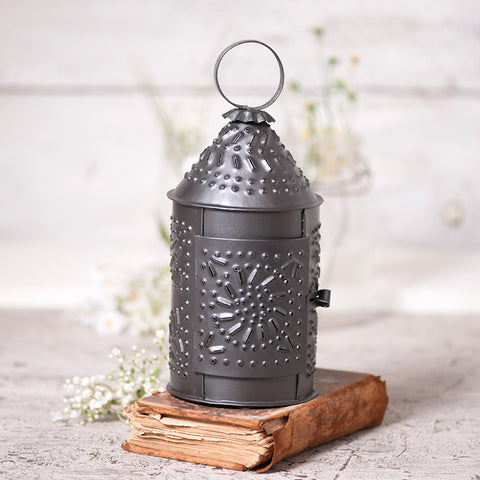 10 inch Revere Candle Lantern - Farmhouse-Primitives