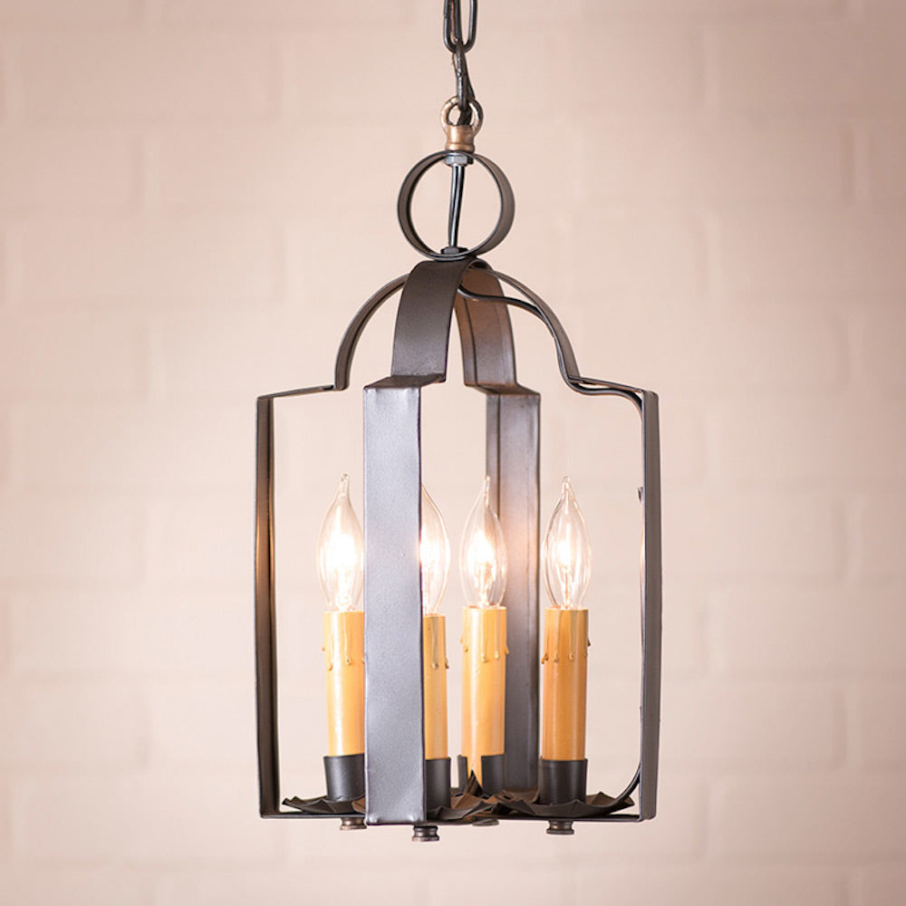 Tinner's Saddle Pendant Light - Farmhouse-Primitives
