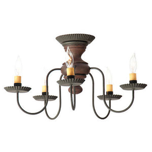 Thorndale Ceiling Light - Farmhouse-Primitives