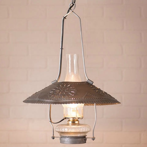 General Store Lamp - Farmhouse-Primitives