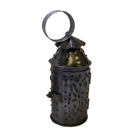 07.5 inch Candle Revere Lantern - Farmhouse-Primitives