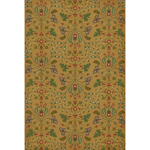 Franklin Bagatelles Floorcloth - Farmhouse-Primitives
