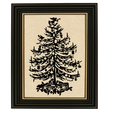 Christmas Tree Silhouette - Farmhouse-Primitives