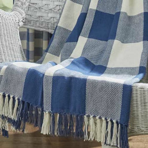 Wicklow China Blue Throw