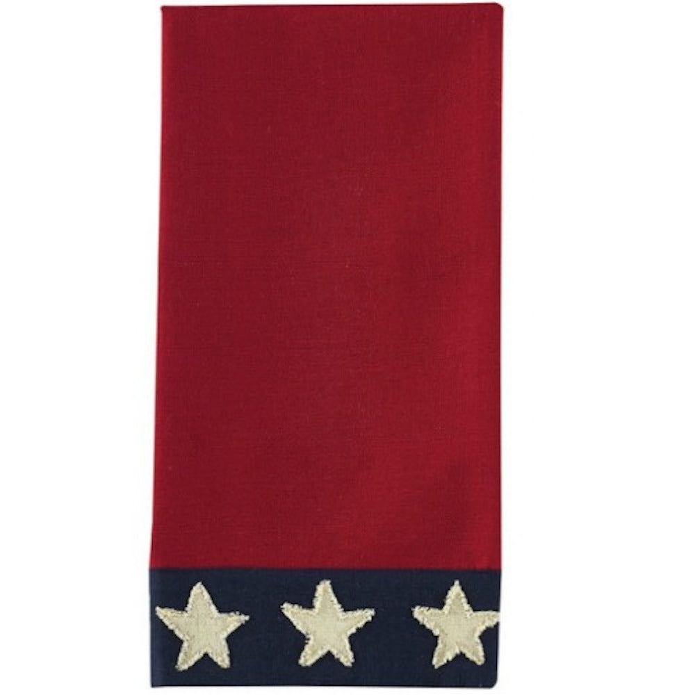 Star Spangled Dish Towel - Farmhouse-Primitives