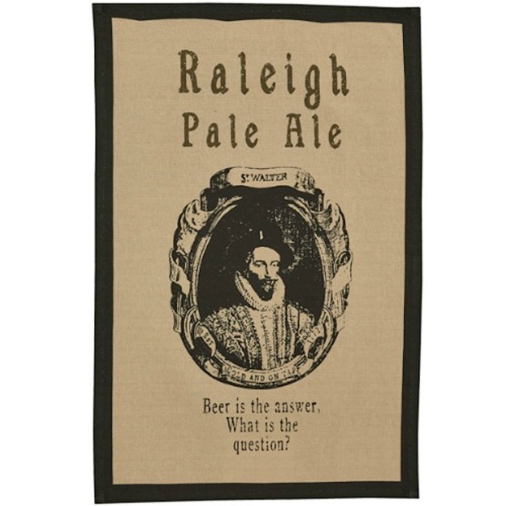 Raleigh Pale Ale Towel - Farmhouse-Primitives