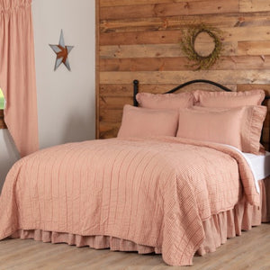 Sawyer Mill Red Stripe Bedding