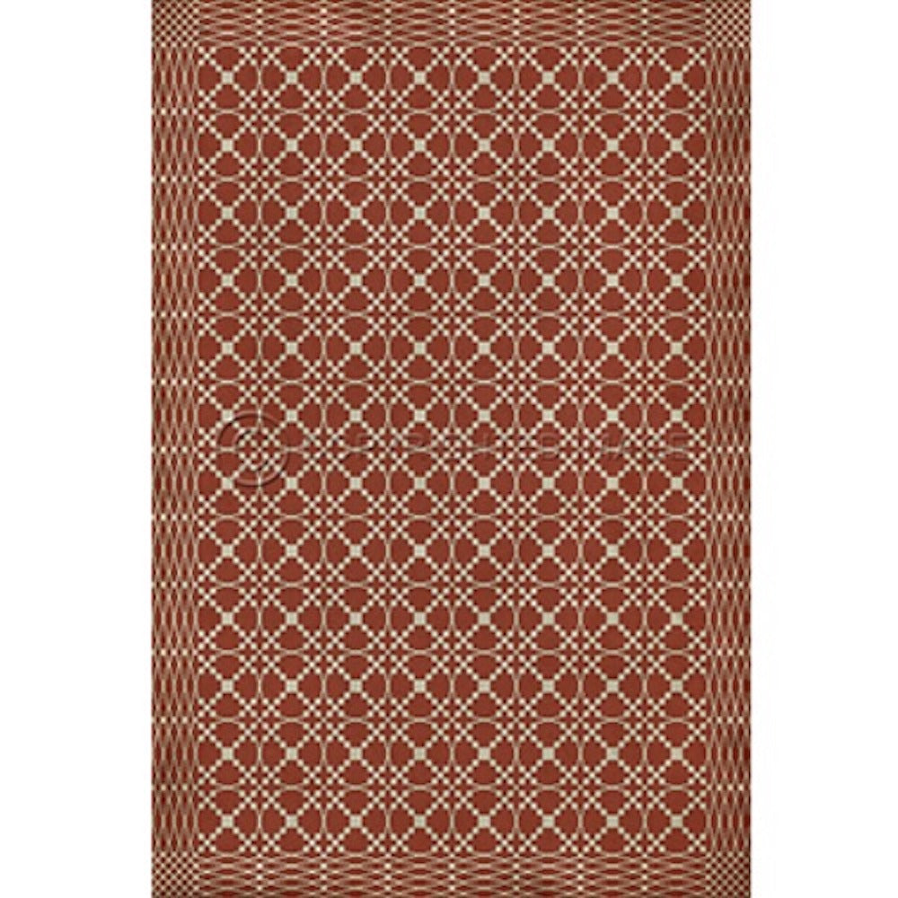 Rappahannock Woven Floorcloth - Farmhouse-Primitives