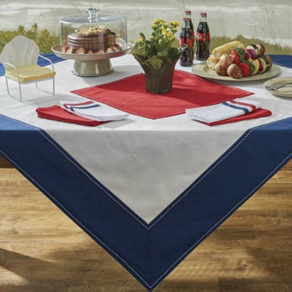 Whiskey Flag Table Toppers