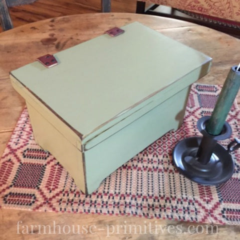 Adams Lidded Document Box COLOR CHOICE - Farmhouse-Primitives