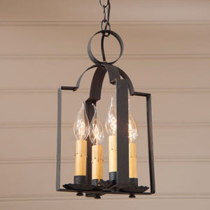 Hartford Double Saddle Pendant Light - Farmhouse-Primitives