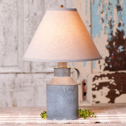 Jug Lamp STYLE CHOICE - Farmhouse-Primitives