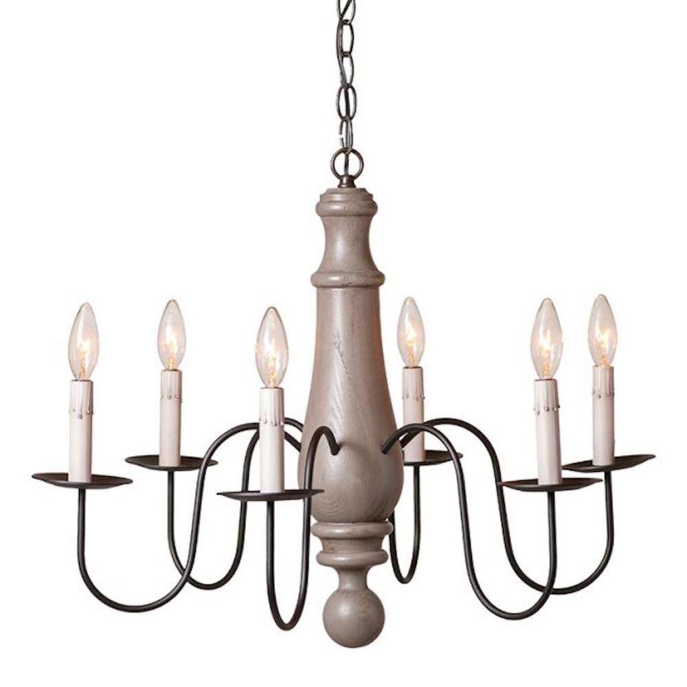 Norfolk Chandelier Large COLOR CHOICE - Farmhouse-Primitives