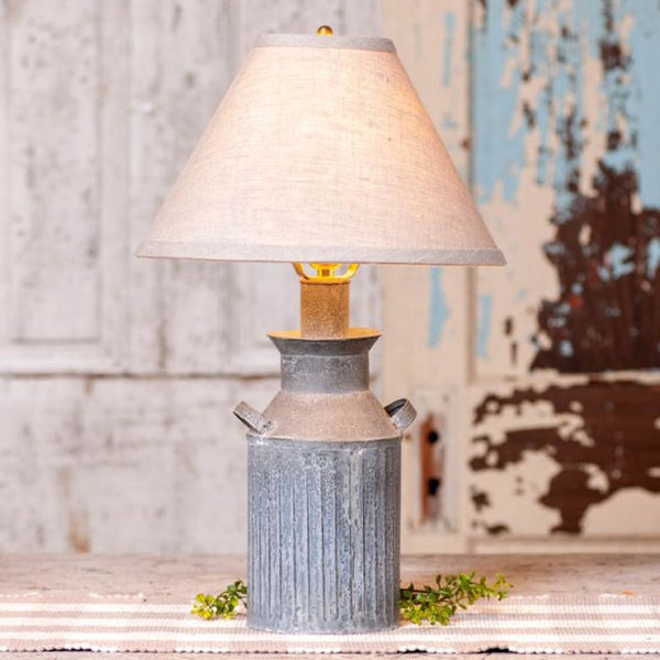 Milk Jug Lamp STYLE CHOICE - Farmhouse-Primitives