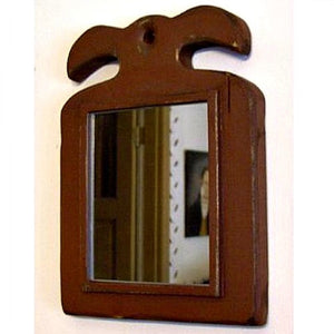 Whale Tail Mirror COLOR CHOICE - Farmhouse-Primitives