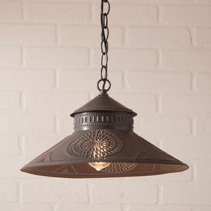Shopkeeper Shade Pendant Light STYLE CHOICE - Farmhouse-Primitives