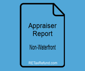 Appraiser Report Non-Waterfront - NH SA1