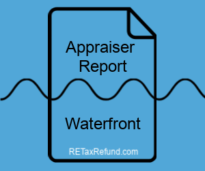 RETaxRefund-com-Appraiser-Report-Waterfront