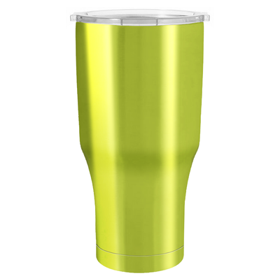 H2Go Candy Apple Green Translucent 28 oz Summit Tumbler